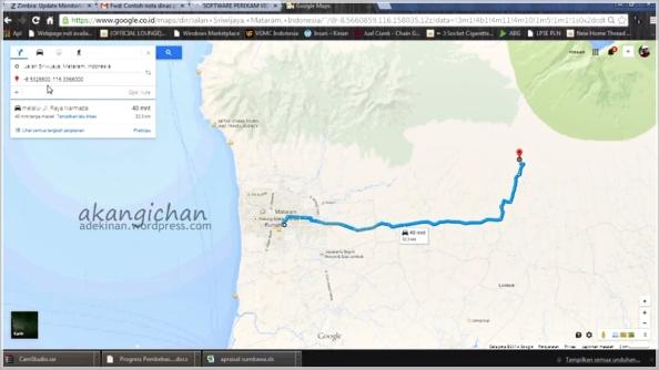 Jalur Mataram - Benang Kelambu